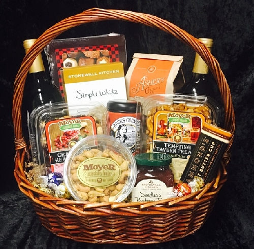 Basket Weaving Lancaster Pa : Lancaster county food gift baskets lamoureph