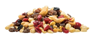 Very Berry Very Nutty Blend Trail Mix