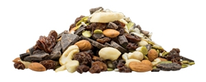 Rocky Mountain Raw with Cacao Trail Mix