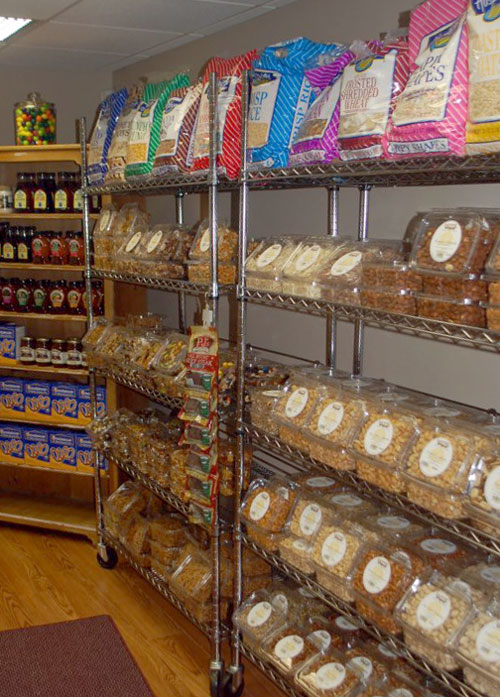 in-store Snacks