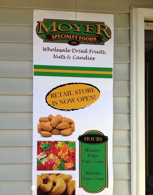 moyer specialty foods dried fruit nuts and candies find moyer specialty foods near you. Black Bedroom Furniture Sets. Home Design Ideas